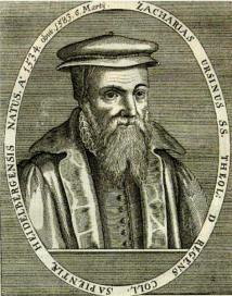 Primary author of the Heidelberg Catechism