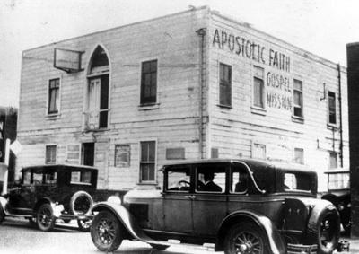 Azusa Street, Los Angeles 1907